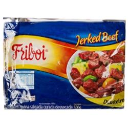 Jerked Beef Friboi 500g Dianteiro