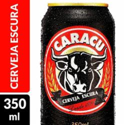 Cerveja Caracu 350ml Lata
