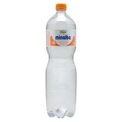 Água Mineral Minalba 1,5L com  Gas