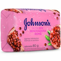 Sabonete Johnsons 80g Romã
