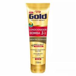 COND NIELY GOLD 150ML BOMBA QUERATINA