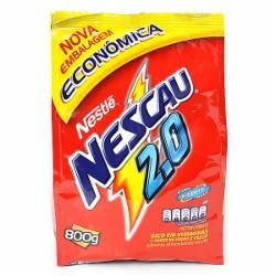 Achocolatado Po Nescau 800g Sachet