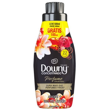 Amaciante Concentrado Downy Adorable Leve 500ml Pague 400ml