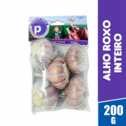 Alho Roxo Public 200g Pacote