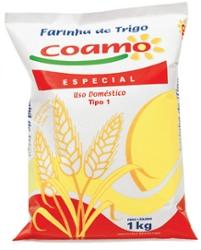 Farinha Trigo Coamo 1kg Especial