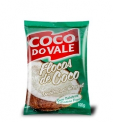 Coco Flocos Coco Do Vale 100g Int