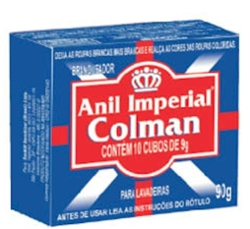 ANIL COLMAN PEDRA C/10 CUBOS