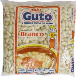 Feijão Branco Guto 500g