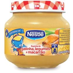 Sopinha Nestle 115g Gal/Leg/Mac