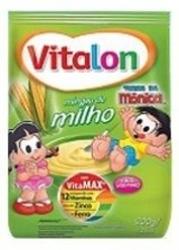 MINGAU VITALON 200G MILHO SACHET