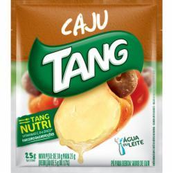 Refresco em Pó Tang 25g Caju