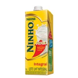 Leite Longa Vida 1L Integral Ninho