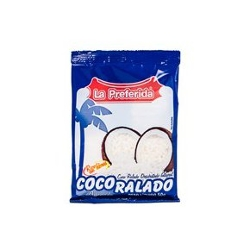 Coco Ralado La Preferida 100g