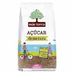 Açúcar Mascavo  Mae Terra 400g Organico