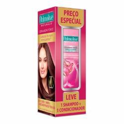 Kit Shampoo + Condicionador Palmolive 350ml Ceramidas