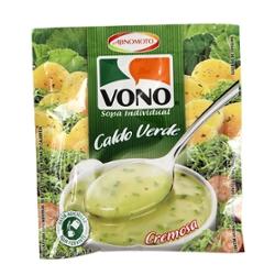 Sopa Instantaneo Vono 17g Caldo Verde