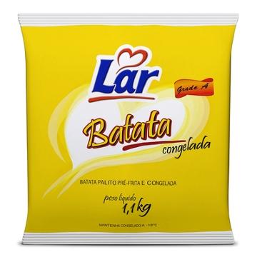 BATATA PRE-FRITA LAR 1.1KG