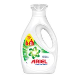 Lava Roupa Liq Ariel 30 Lav 1,2L