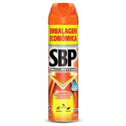 Inseticida Aerosol SBP 380ml Multi Insetos