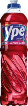 Detergente Liquido Ype 500ml Maçã
