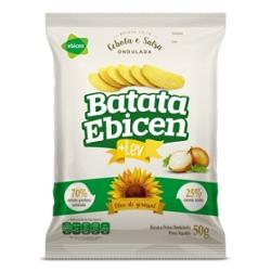 Salg Ebicen Batata+Lev 50g Cebola E Salsa