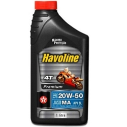 Oleo Auto Texaco Havoline Sl 20w50 1L