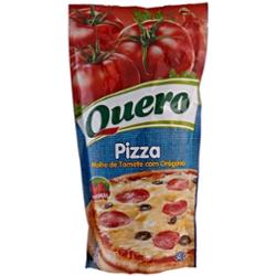 Molho Tomate Quero 340g Pizza Sachet