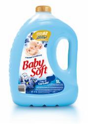 Amaciante Baby Soft 5L Toque de Carinho
