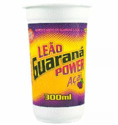 REFRESCO LEAO GUARANA POWER 300ML ACAI CP