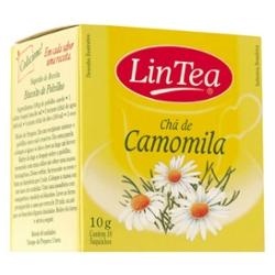 Cha Lin Tea Camomila 10 Saquinhos