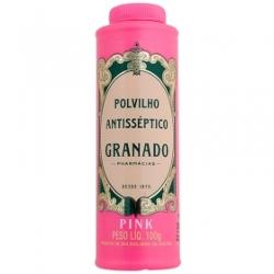 Polvilho Granado 100g Pink