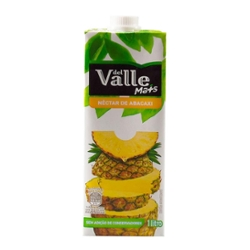 Nectar Del Valle 1L Abacaxi