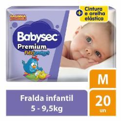 FRALDA BABYSEC PREMIUM JUMBINHO M C/20