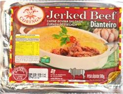 Jerked Beef Coringa 500g Dianteiro
