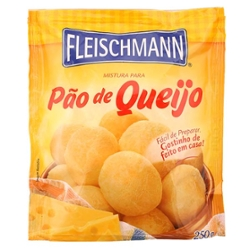 Mist Pao Queijo Fleiscmann 250g