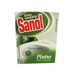 PEDRA SANIT SANOL 27G PINHO