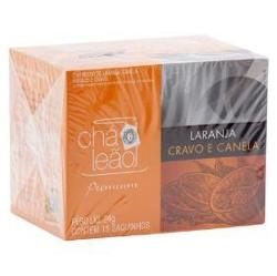 Cha Leao Premium Lar Cravo E Canela 24g com  15 Saq