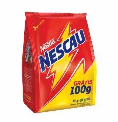Achocolatado em Pó Nescau 800g Grátis 100g