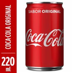 REFRIG COCA COLA 220ML LATA