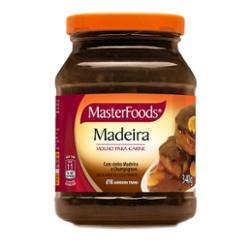 Molho P/ Carnes Masterfoods 340g Madeira