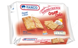 Bisc Panco 400g Cream Soda