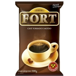 Cafe Fort 500g Almofada