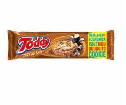Bisc Cookie Toddy 150G Doce de Leite