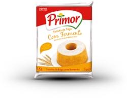 Farinha Trigo Primor 1kg com  Fermento