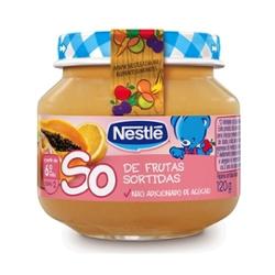 Papinha Nestle 120g Frutas Sortidas