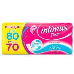Protetor Diario Intimus Days sem Ab sem P Lv80 Pg70