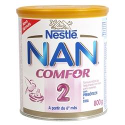 LEITE PO NAN 800G 2 COMFOR