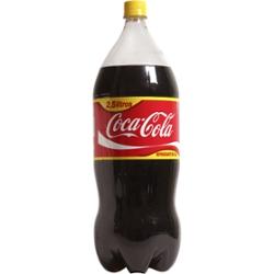 Refrigerante Coca Cola 2,5L