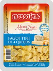 MAC. MASSALEVE FAGOTTINI 350G 4 QUEIJOSPC