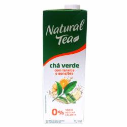 CHA NATURAL TEA VERDE 1LT LARAN/GENG